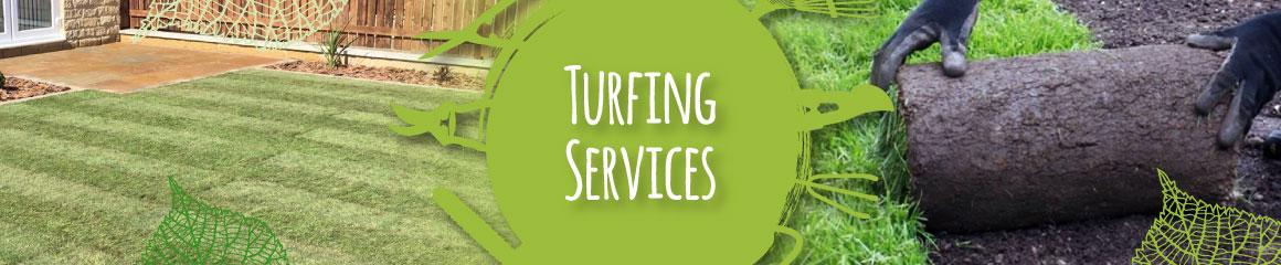 Twiggs Lawn Turf Turfing Barnsley