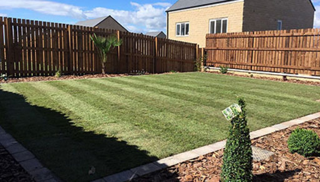 Domestic Full Garden Makeover & Landscape