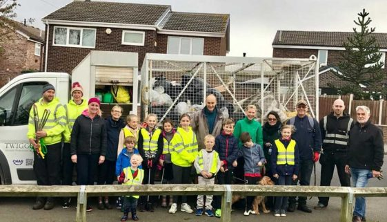 Twiggs Clean and Tidy Teams